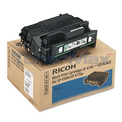 RICOH SP 4100 PRINT CARTRIDGE BLACK